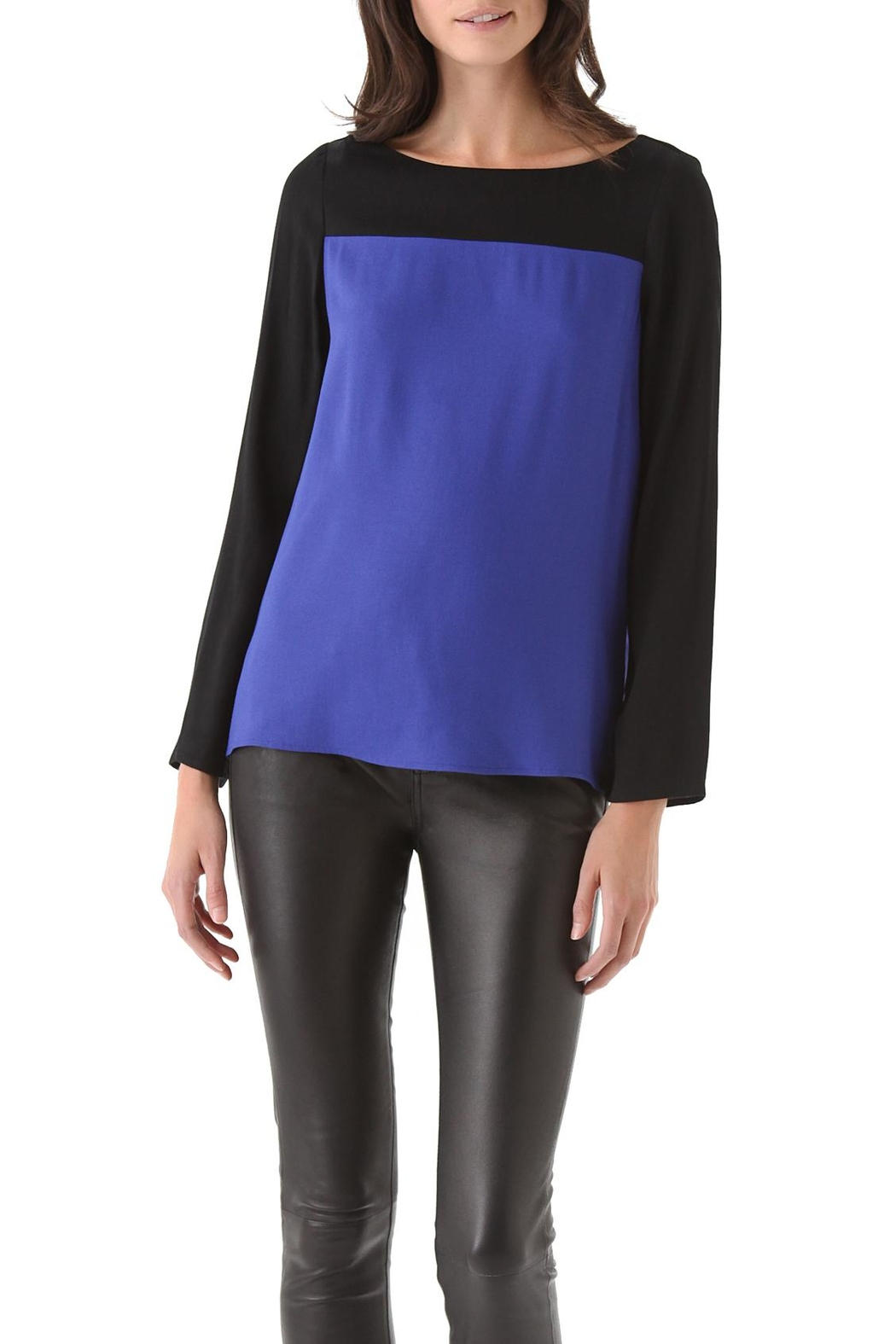 Joie Aliso Blouse - Side Cropped Image