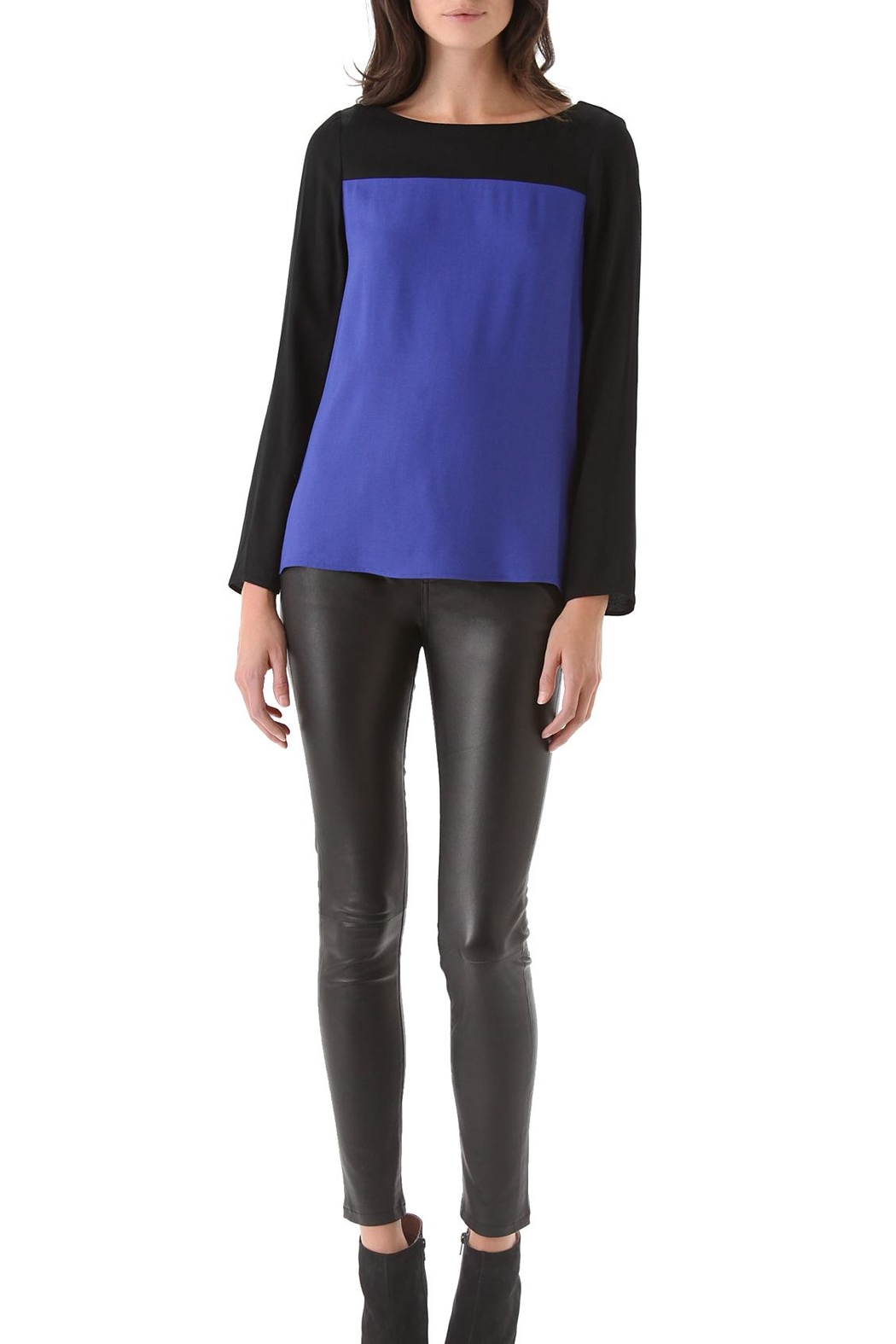 Joie Aliso Blouse - Front Full Image