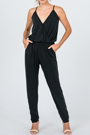 CY Fashion Alison Spaghetti-Strap Jumpsuit - Product Mini Image