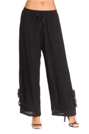 Alison Sheri Black Full Pant - Product Mini Image