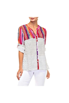Alison Sheri Bright Blouse - Alternate List Image