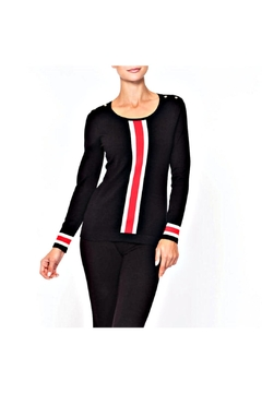Alison Sheri Stripe Sweater - Product List Image