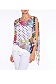 Alison Sheri Tropical Dot Blouse - Product Mini Image