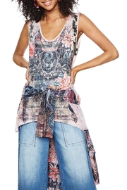 DESIGUAL Alittle Respect Tank - Product Mini Image