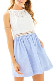 Lilly Pulitzer Alivia Dress - Front cropped
