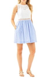Lilly Pulitzer Alivia Dress - Back cropped