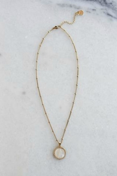 Kinsey Designs Alivia Saint Necklace - Product List Image