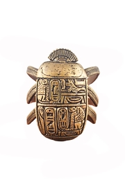 Alkemie Jewelry Scarab Cuff - Product Mini Image