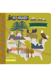 Gibbs-Smith All Aboard National Parks - Product Mini Image