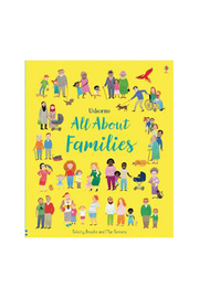 Usborne All About Families - Product Mini Image