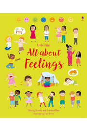Usborne All About Feelings - Product Mini Image