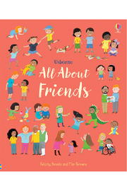 Usborne All About Friends - Product Mini Image
