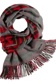 V Fraas ALL ABOUT HEARTS scarf - Front cropped