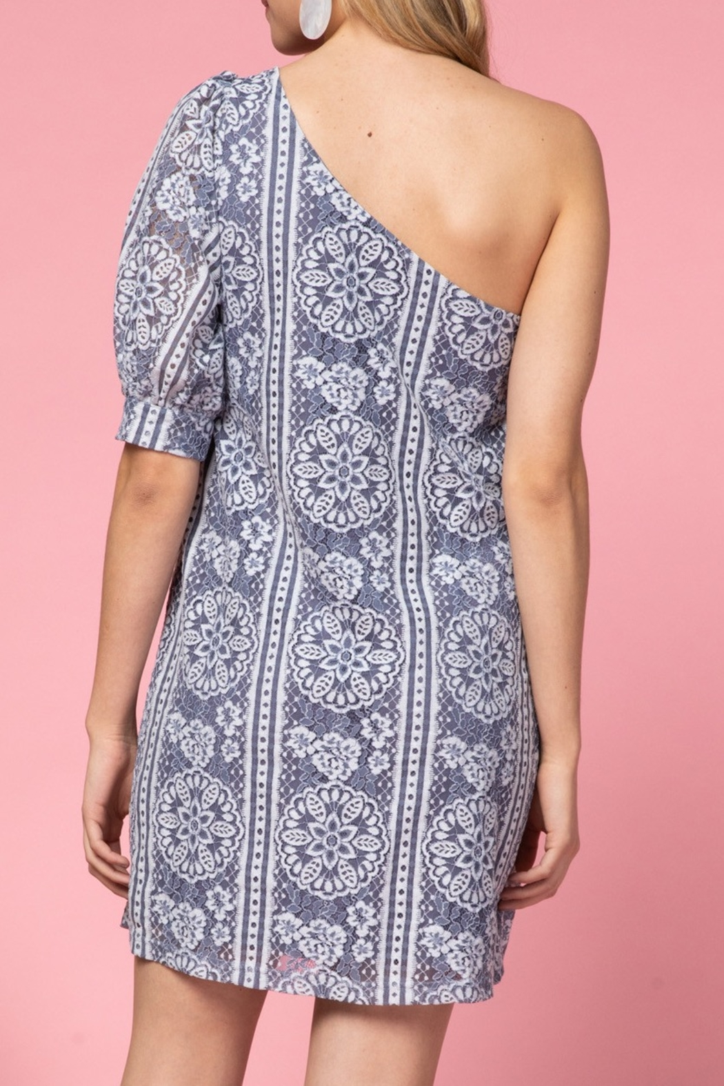 entro  All About You dress - Front Full Image