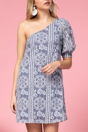 entro  All About You dress - Front cropped