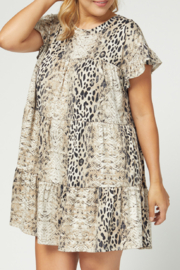 entro  All Around Beauty Dress - Front cropped