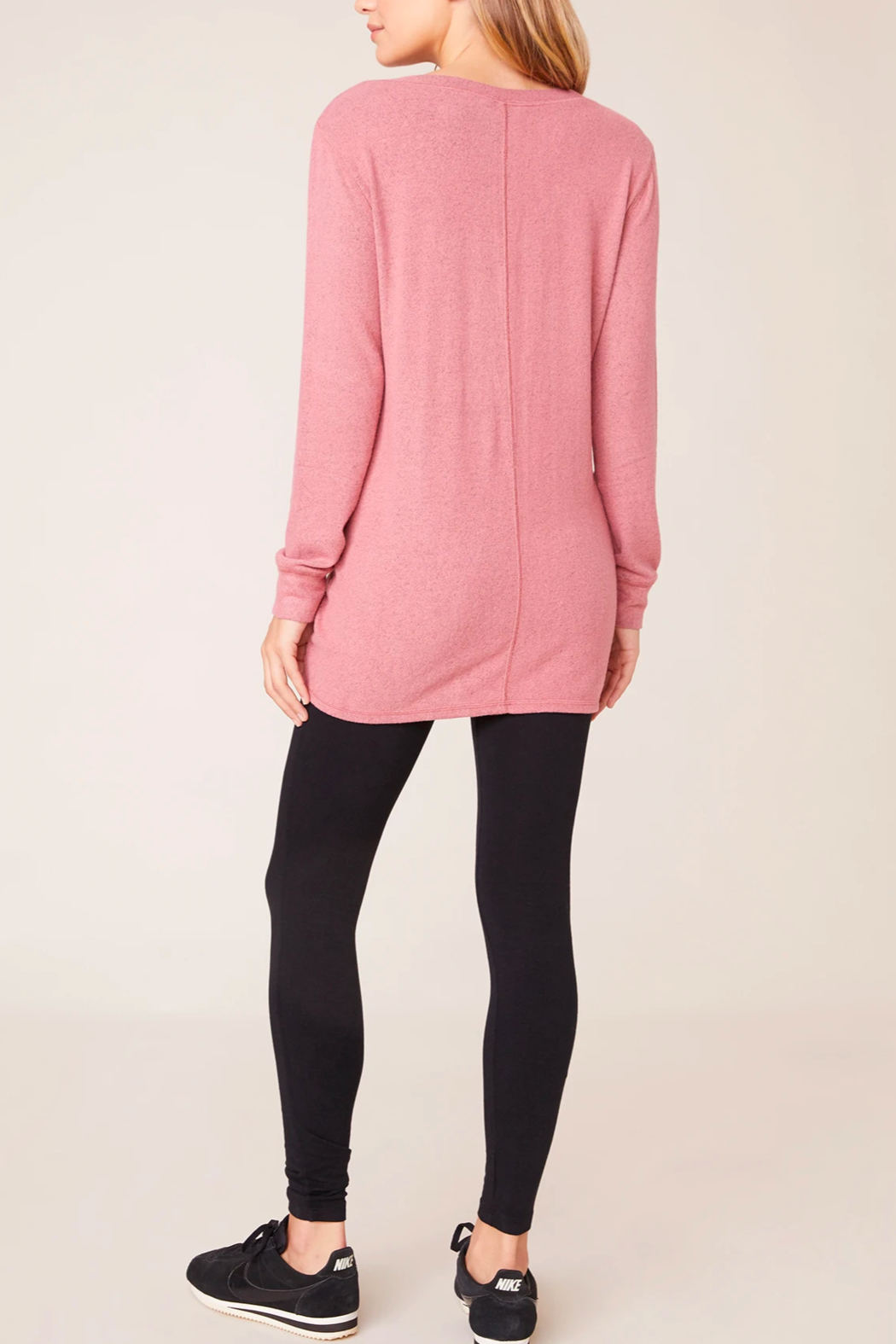 BB Dakota All-Day Cozy Top - Side Cropped Image