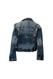 HIPCHIK  All Denim Jacket - Product Mini Image