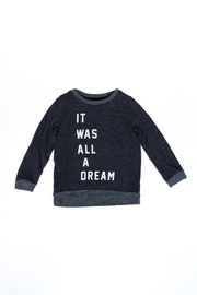 Sol Angeles All Dream Pullover - Front full body