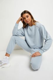 Allfenix Baby Blue Pull Over with Raw Hem - Product Mini Image