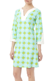 All For Color Prescott Tunic Dress - Product Mini Image