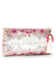 PAPAYA! All-For-Love Small Pouch - Product Mini Image