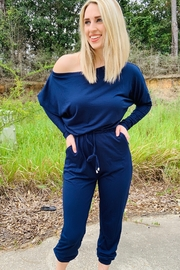 Esley All For One Jumpsuit - Front cropped