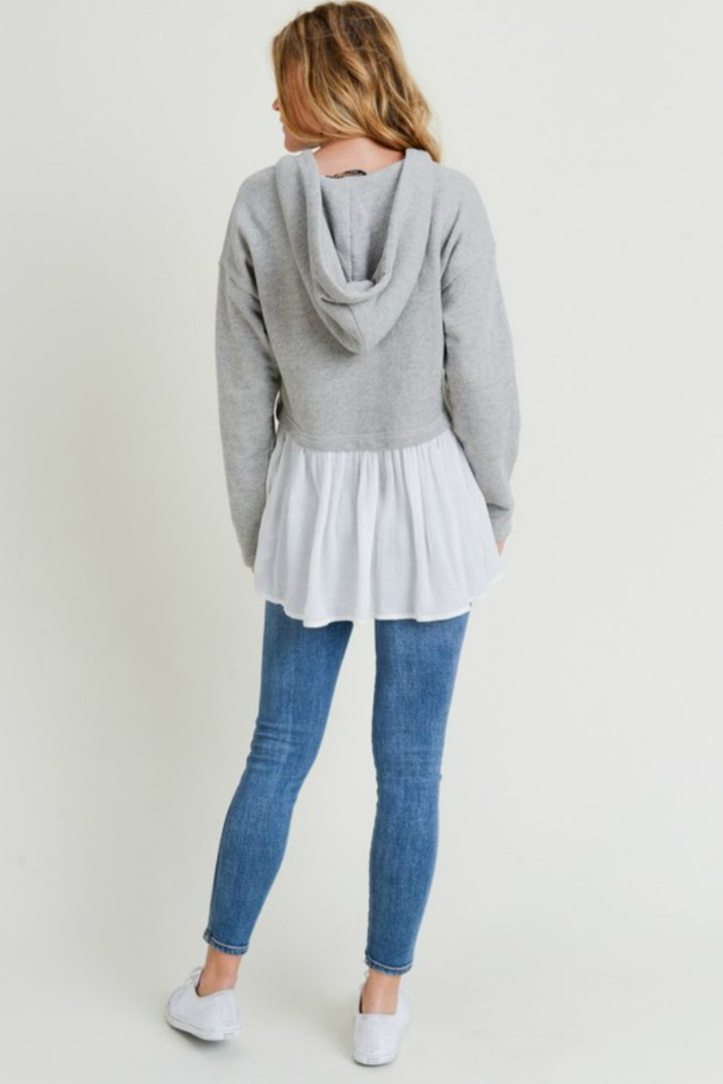 Do & Be All Frills Sweater - Side Cropped Image