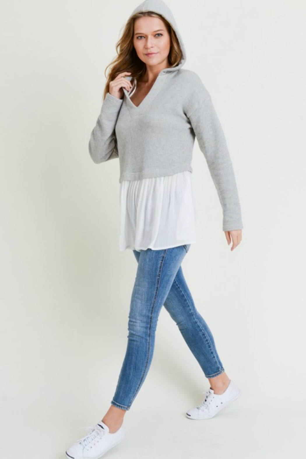 Do & Be All Frills Sweater - Main Image