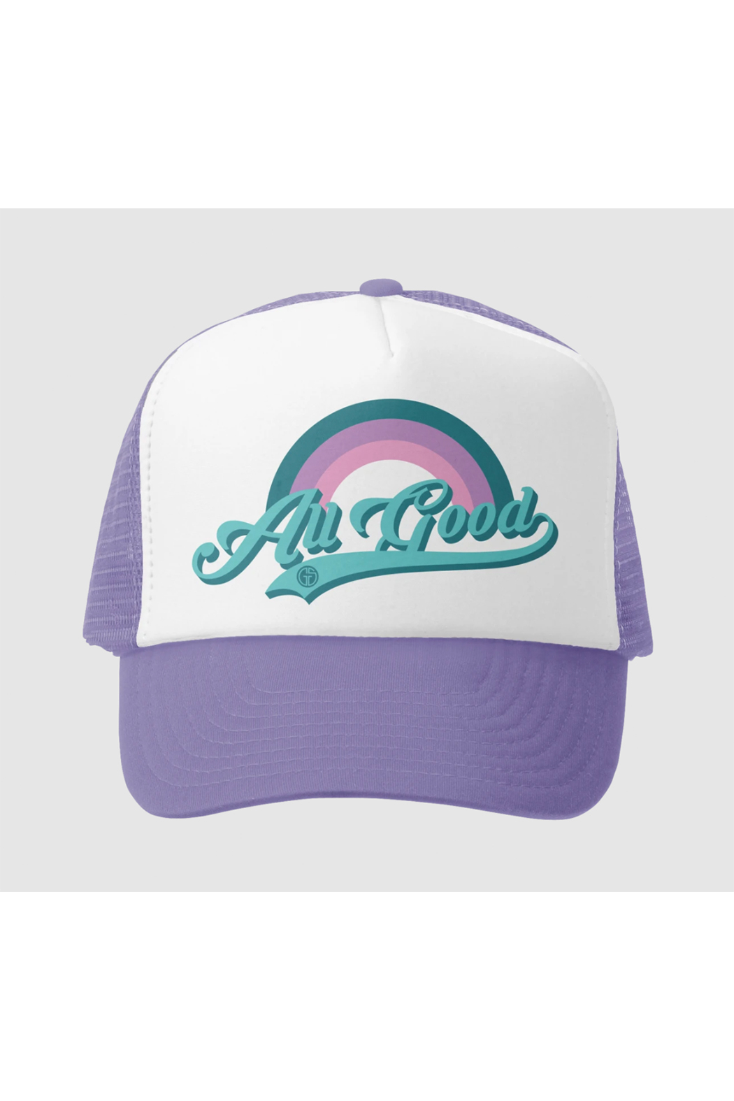 Grom Squad All Good Trucker Hat - Main Image