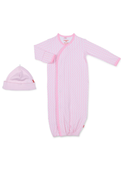 Magnetic Me All Heart Gown and Hat - Product List Image