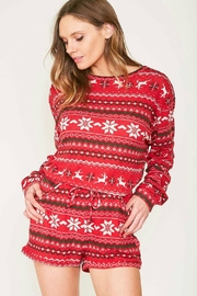 Fantastic Fawn  ALL I WANT FOR CHRISTMAS - Front cropped