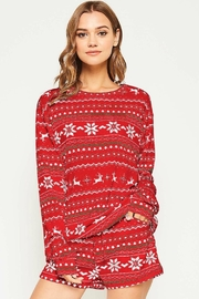 Fantastic Fawn  ALL I WANT FOR CHRISTMAS - Front full body