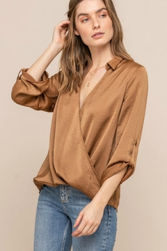 All In Favor ALL IN BLOUSE - Product List Image