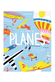 Penguin Books All Kinds-Of-Planes - Product Mini Image