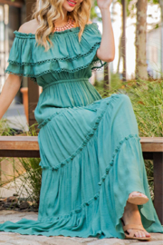 eesome All My Love Maxi dress - Front cropped