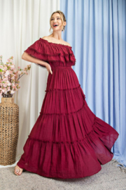 eesome All My Love Maxi dress - Front full body
