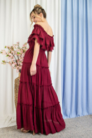 eesome All My Love Maxi dress - Back cropped