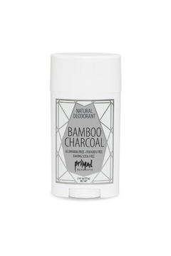 Primal Elements ALL NATURAL DEODORANT BAMBOO CHARCOAL - Product List Image