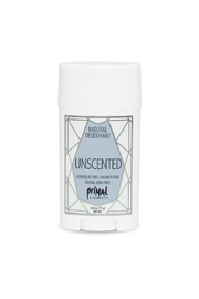 Primal Elements ALL NATURAL DEODORANT UNSCENTED - Front cropped