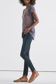 Lucky Brand All-Over Print Tee - Front full body