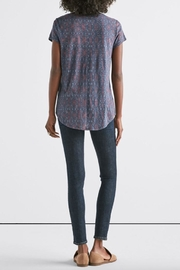 Lucky Brand All-Over Print Tee - Side cropped
