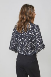 Summum All Over Print Top - Front full body
