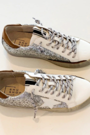 Shu Shop Shoes All Over Sparkle Sneaker - Front full body