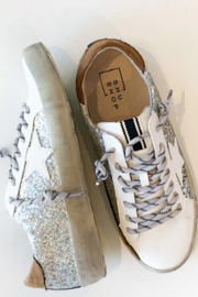 Shu Shop Shoes All Over Sparkle Sneaker - Side cropped