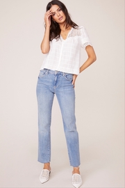 BB Dakota All Over The Lace Top - Front cropped