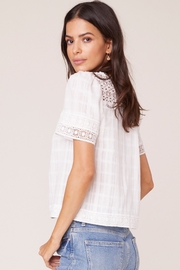 BB Dakota All Over The Lace Top - Side cropped