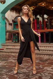The JetSet Diaries All Right Now Maxi Dress - Product Mini Image