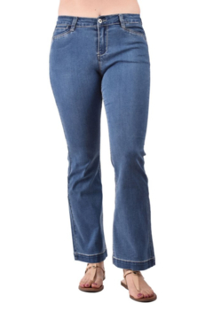 Shoptiques Product: All Seasons soft stretch denim jean