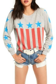 Wildfox All-Star Junior Sweatshirt - Product Mini Image